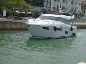 jachta Cesenatico